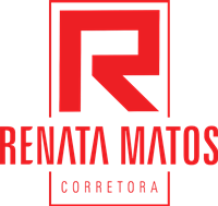 LOGO VERMELHA-CORRETORA RENATA menor200